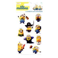 Minions Sticker Sheets Party Pack