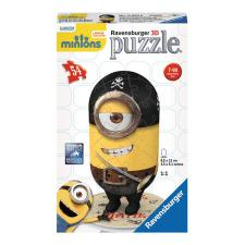 Minions Pirate 54pc 3D Jigsaw Puzzle