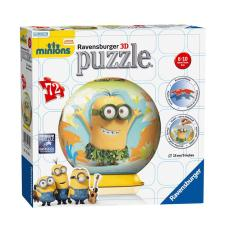 Au Naturel Minion 3D Puzzle Ball