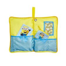 Minions Hide n Sleep 2 in 1 Cushion & iPod Storage