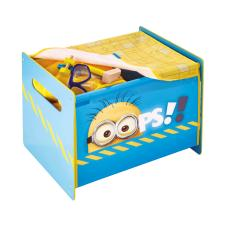 Minions MDF & Fabric Toy Box