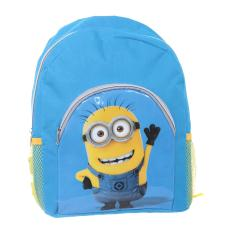 Waving Minions Backpack With Pocket