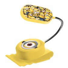 Minions Clip On Bed Light