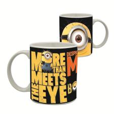 More Than Meets The Eye Minion Mug
