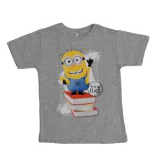 Top Of The Class Grey Minions T-Shirt
