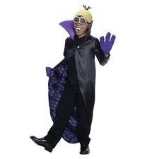 Kids Minions Dracula Fancy Dress Costume