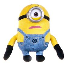 Minion Carl Small Plush Soft Toy