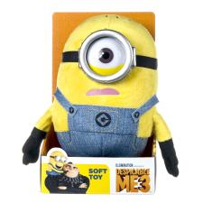 Minion Carl Medium Plush Soft Toy