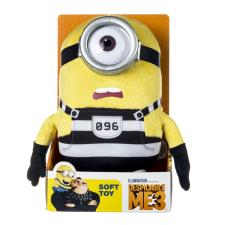 Minion Stuart In Jail Medium Plush Soft Toy