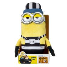 Minion Tim In Jail Medium Plush Soft Toy