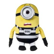 Minion Stuart In Jail Large Plush Soft Toy