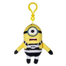 Minion Stuart In Jail Plush Bag Clip