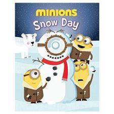 Snow Day Minions Hardback Story Book