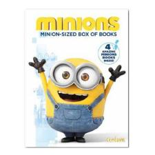 Minion Sized Box of Books