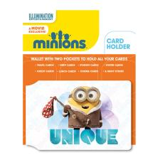 Minions Unique Bob Pass Card Holder