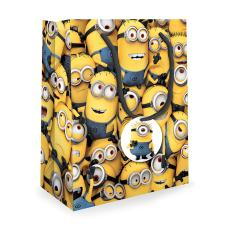 Small Many Minions Gift Bag