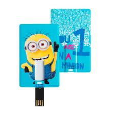 1 In A Minion 8GB Minions USB Flash Pen Drive Card