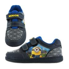 Minions Axel Kids Velcro Plimsoll Trainers