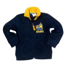 Minions Navy Zipped Fleece Sweatshirt