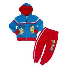 Minions Chaos Blue & Red Tracksuit