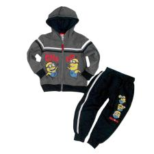 Minions Chaos Grey & Navy Tracksuit