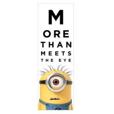 More Than Meets The Eye Slim Minions Poster