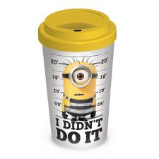 Despicable Me Minions I Didnt Do It Travel Mug