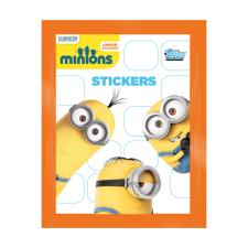 Minions Collectable Stickers Pack