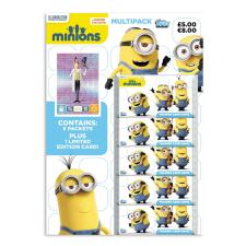 Minions Trading Card Game Multipack