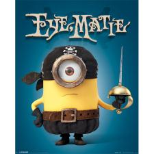 Eye Matie Minions Mini Poster