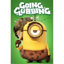 Going Clubbing Minions Maxi Poster