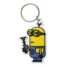 Armed Minion Rubber Minions Key Ring