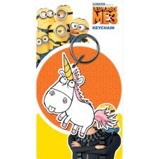 Despicable Me Fluffy Unicorn PVC Keyring