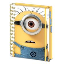 A5 Minions Project Note Book