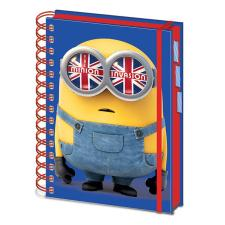 The Minion Invasion A5 Project Book