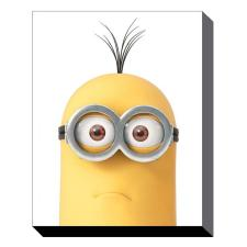 Minion Kevin Close Up Canvas Print (85cm x 120cm)
