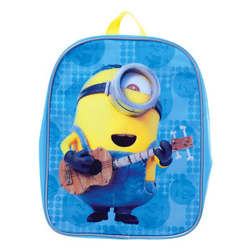 8f688298176c Singing Stuart with Guitar Minions Backpack £5.99