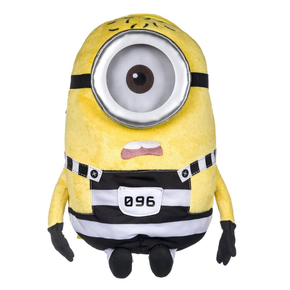 Minion Stuart In Jail Minions Plush Backpack Minion Shop