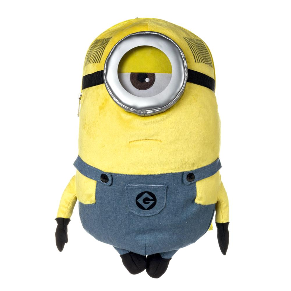 ff56c0d5c8c3 Minion Mel Minions Plush Backpack £24.99