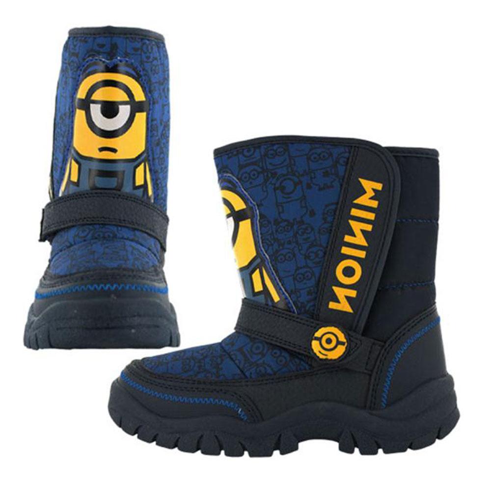 Kids Minions Snow Boots | Minion Shop.