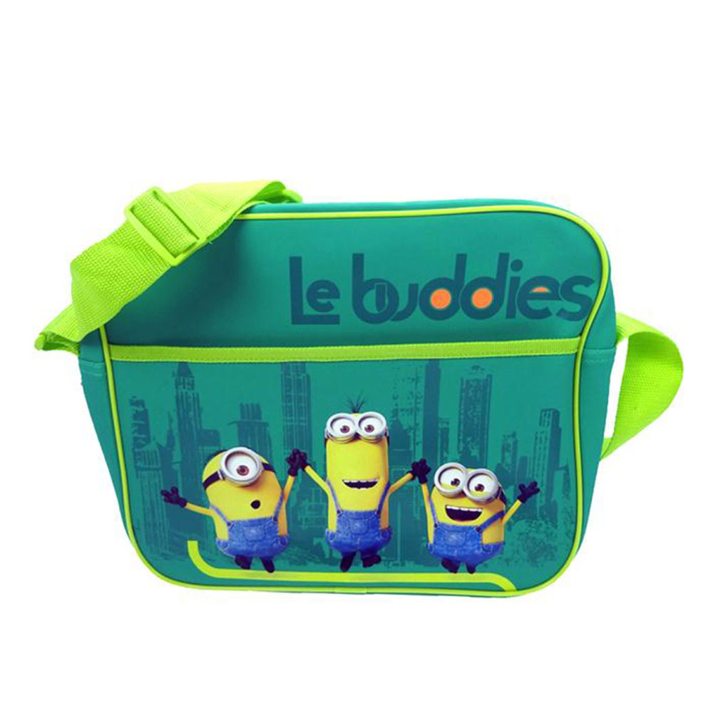 9200c614c52f Le Buddies Minions Messenger Despatch Bag £14.99