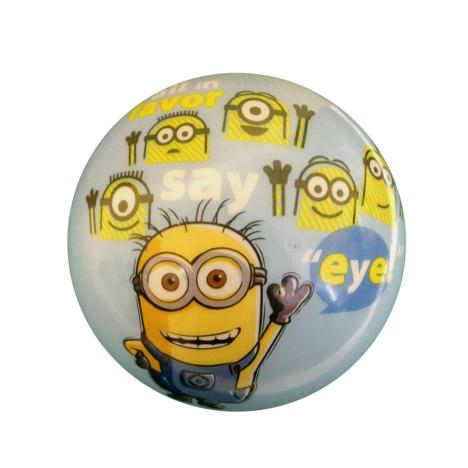 Minions Soft Play Ball   £2.49