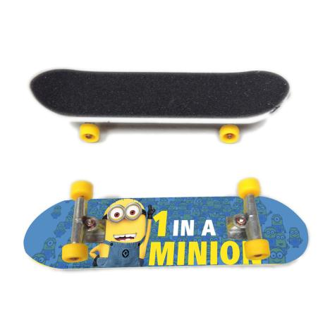 One In A Minion Minions Finger Skateboard   £1.69