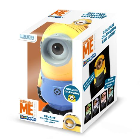 Illumi-mate Colour Changing Minion Stuart  £7.99