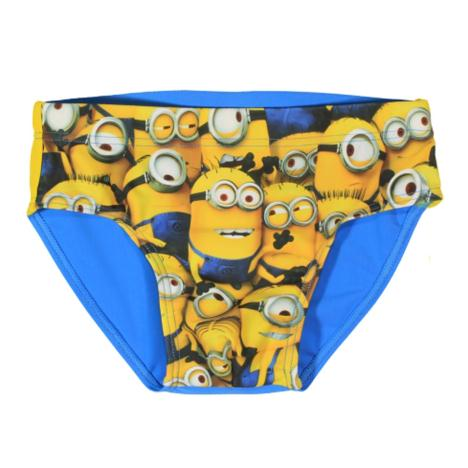 Many Minions Blue Swimming Trunks  £4.99