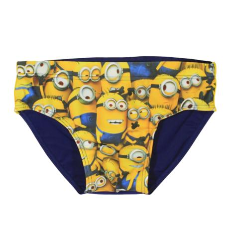 Many Minions Navy Swimming Trunks  £4.99
