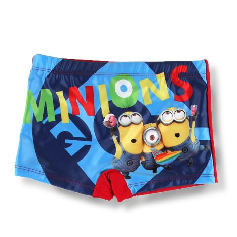 Minions Celebrating Red Swimming Trunks  £6.99