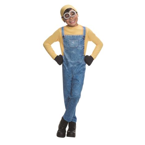 Kids Minion Bob Fancy Dress Costume  £15.99