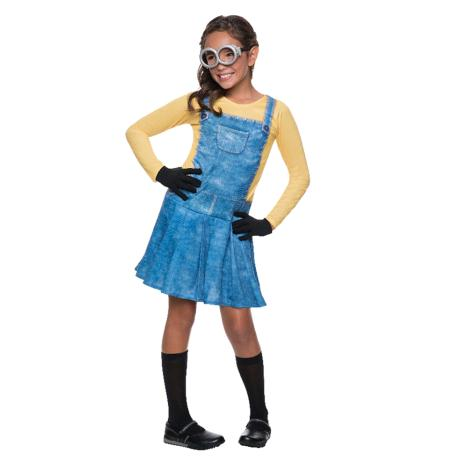 Girls Minions Fancy Dress Costume  £15.99