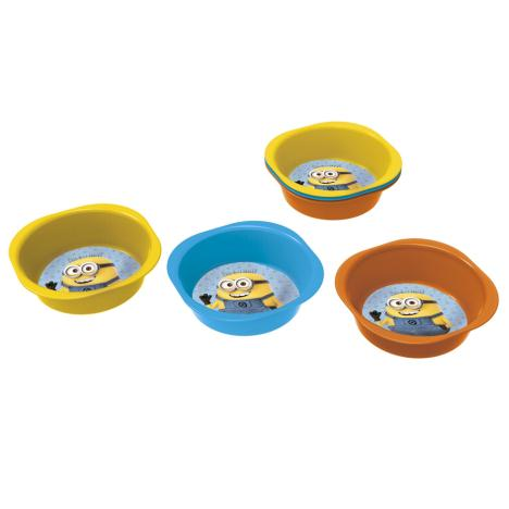 Minions Plastic Bowls Set of 3   £2.99